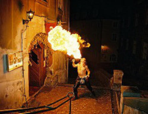 Prag Ortacağ Gecesi