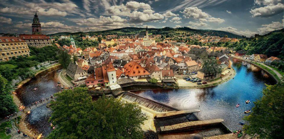 Cesky-Krumlov-Prag-dan-günübirlik-Turlar
