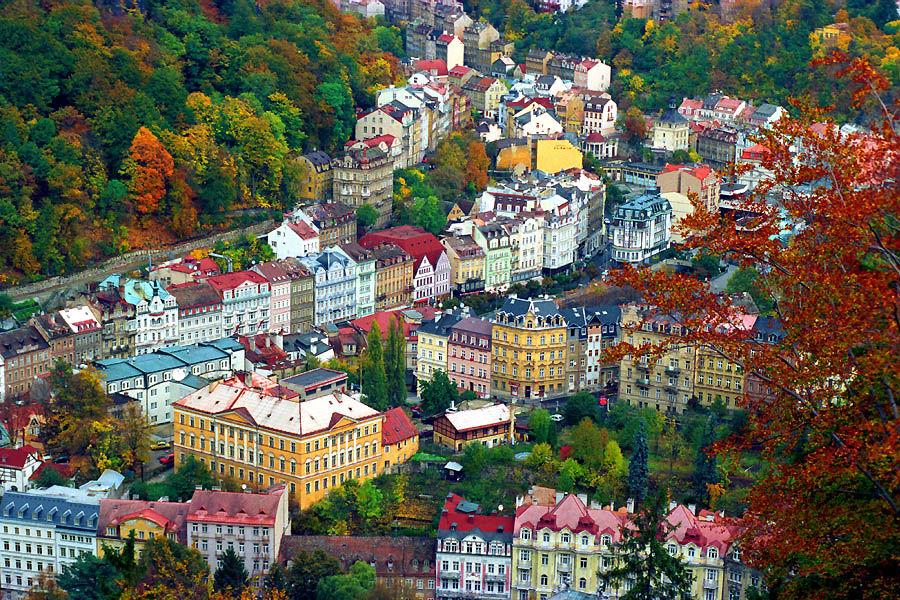 Karlovy Vary Prag