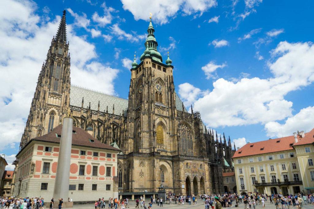 Prag-aziz-vitus-katedrali