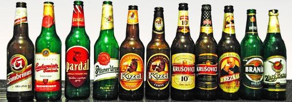 cek bira markalari