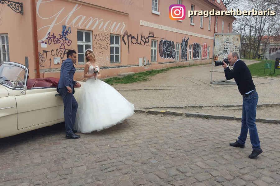 prag'da evlilik