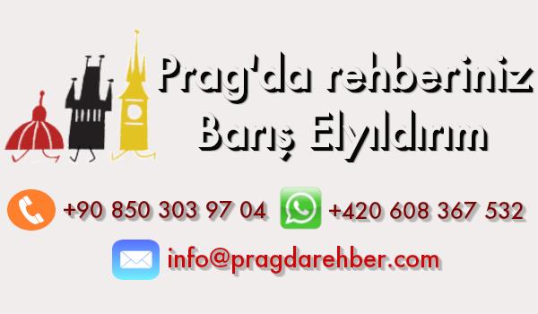 Prag'da gezilecek yerler – Prag Türk rehber Barış